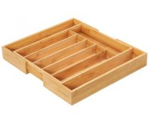 Revenda Outros utensílios Cozinha - Bandeja Talheres em Bamboo Zassenhaus 34,5-47,5x40,5x