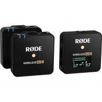 Comprar Microfones - Microfone Rode Wireless GO II