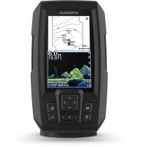 Revenda Desporto e Ar Livre - GPS Garmin Striker Vivid 4cv + GT20-TM-Geber
