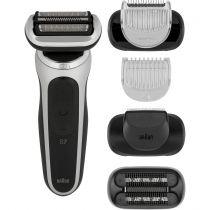 Revenda Máquinas Barbear - Maquina Barbear Braun Series 7 70-S4862cs
