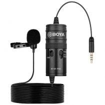 Comprar Microfones - Microfone BOYA BY-M1 DIGITAL LAVALIER UNIVERSAL