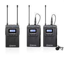 Comprar Microfones - Microfone BOYA BY-WM8 PRO K2