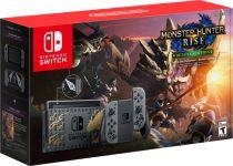 Revenda Nintendo - Consola Nintendo Switch Monster Hunter Rise Edition