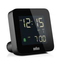 Revenda Relógios Parede - Braun BC 09 B-DCF Despertador Multiband preto