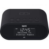 Revenda Relógios/Despertadores - Despertador Imperial DABMAN d20 preto