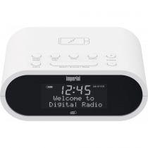 Revenda Relógios/Despertadores - Despertador Imperial DABMAN d20 branco