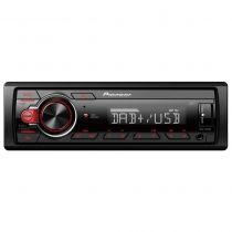 Revenda Pioneer - Auto rádio Pioneer MVH-130DAB