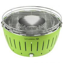 Revenda Grelhadores & Barbecue - GRELHADOR LotusGrill G435 U Green
