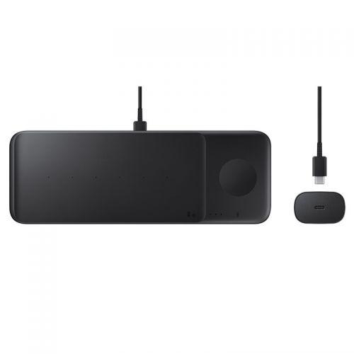 Comprar  - Samsung Wireless Charger Trio Pad Fast EP-P6300 (carregador incluído)