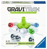 Revenda Outros brinquedos / jogos - Ravensburger GraviTrax Extension Kit Balls & Spinner