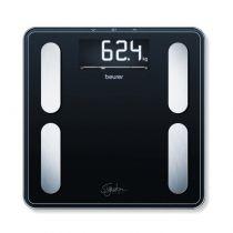 Revenda Balanças WC - Balança Beurer BF 400 black Glas Diagnosewaage