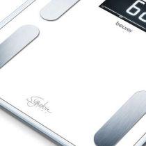 Revenda Balanças WC - Balança Beurer BF 400 white Glas Diagnosewaage