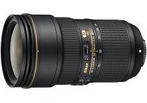Revenda Objectivas p/ Nikon - Objetiva Nikon Af-s Nikkor 24-70mm f/2.8E ED VR
