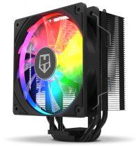 Revenda Coolers - Nox Nox Hummer H224 ARGB Universal CPU Cooler