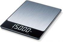 Revenda Balança Cozinha - Balança CozinhaBeurer KS 34 XL Stainless Steel