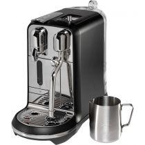 Revenda Máquinas Café Nespresso - Máquina Nespresso Sage Nespresso Creatista Plus Preto Truffle