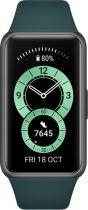 Revenda Fitness tracker / Smart wristband - Pulseira Fitness HUAWEI Band 6 forest green