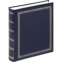 Revenda Arquivos Fotografia - Album Foto Walther Das schicke Dicke  29x32 100 Pages azul Buch MX101L