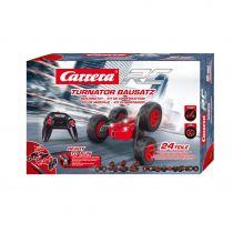Revenda Veículos de controle remoto - Veículo telecomandado Carrera RC Carrera RC     2,4GHz Turnator Buildi