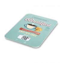 Revenda Balança Cozinha - Balança CozinhaBeurer KS 19 Breakfast