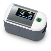 Revenda Medidores Tensão arterial - MEDIDOR TENSÃO ARTERIAL Medisana PM 100 Pulsoximeter