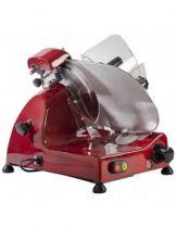 Revenda Fiambreiras - Fiambreira Fac C 250 R Curvyline colorata rosso + pomoli metallizzati