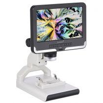 Revenda Microscópios - Microscópio Levenhuk Rainbow DM700 LCD digitales Microscópio