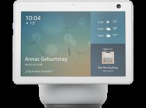 Comprar Colunas Sem Fio - Colunas Smart Assistant Amazon Echo Show 10 branco Smart Home Hub + Bi