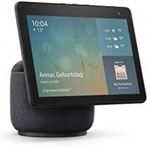 Comprar Colunas Sem Fio - Colunas Smart Assistant Amazon Echo Show 10 anthrazit Smart Home Hub +