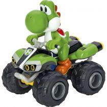 Revenda Veículos de controle remoto - Veículo telecomandado Carrera RC 2,4GHz Mario Kart Yoshi  Quad 3702009