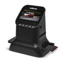 Revenda Scanners Peliculas Diapositivos - Scanner Diapositivos Reflecta x66-Scan
