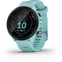 Revenda GPS Corrida / Fitness - Relógio desporto Garmin Forerunner 55 turquesa