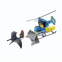 Revenda Figuras Animais - Schleich Dinosaurs      41468 Attacke aus der Luft