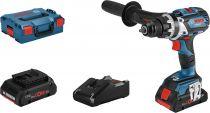 Revenda Aparafusadoras - Aparafusadora Bosch GSR 18V-110 C Professional Aparafusadora sem fios