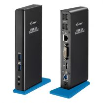 Revenda Docking Station Portatil - Dockingstation i-tec USB 3.0 Dual Docking Station  para Notebook, PC |