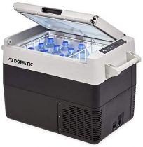 Revenda Geleira - Geleira Dometic CFF 45 cinza 44L   Funções: Cooling, manter temperatur