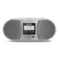 Comprar Rádios / Recetores Mundiais - Radio Technisat DigitRadio 1990 prata