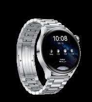 Revenda Smartwatch - Smartwatch HUAWEI Watch 3 Inox/cinza