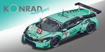 Revenda Veículos de controle remoto - Carrera GO!!! Lamborghini Huracan Konrad Motorsport