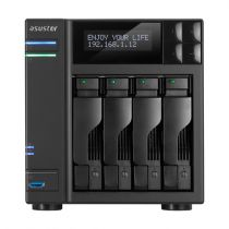 Revenda Backup / NAS - ASUSTOR Enterprise NAS AS7004T 4-Bay