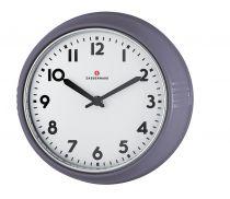 Revenda Relógios Parede - Zassenhaus Relógio Parede Retro Cool Grey