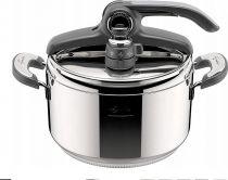 Revenda Panelas e Frigideiras - Lagostina Pressure Cooker Novia, 22 cm, 5 L