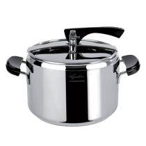 Revenda Panelas e Frigideiras - Lagostina Pressure Cooker La Classica, 22 cm, 5 L