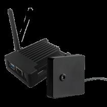 Comprar Câmaras Térmicas - KIT Body temperature Câmara Termográfica e Mini pc android para monito
