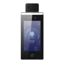 Comprar Controlo Acessos - Hikvision Leitor biométrico acessos presença Mifare, temperatura corpo