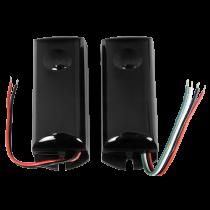 Comprar Detectores/Sensores de perigo - Barreira infra vermelha feixe simples exterior 4 frequencias 20 m (int