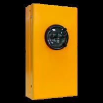 Revenda Detectores/Sensores de perigo - Alinhador feixes laser para instalação detectores LED campainha info