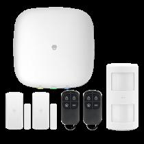 Revenda Alarmes Casa e Escritório - Chuango Kit Alarme e Smart Home GSM/Wifi Sem fios Painel com bateria d