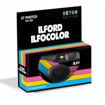 Revenda Câmaras descartáveis - Ilford Ilfocolor Rapid retro 27 Exposures
