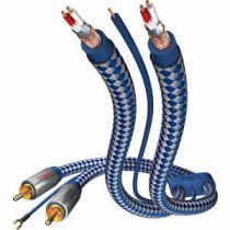 Comprar Cabos e Adaptadores - in-akustik Cabo Premium II Phono RCA RCA 1,5 m